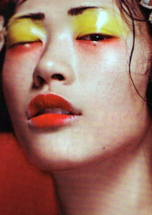 Chen Hong Jin by Chen Man for i-D Pre-Spring 2012: