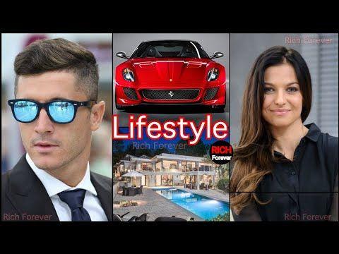 Robert Lewandowski Lifestyle Wife Family Net Worth Cars Anna Lewandowska Youtube In 2020 Lewandowski Robert Lewandowski Lifestyle
