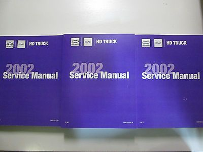 2002 chevrolet #chevy gmc sierra truck 3500 hd chassis #service #repair manual se,  View more on the LINK: http://www.zeppy.io/product/gb/2/400553169671/