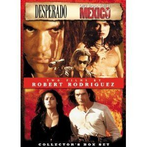 Desperado/ Once upon a time in Mexico Awesome movies amazing director