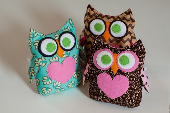 Owl Soft Toys | crafts | Pinterest | Owl, Toys and Html