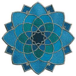 Filled Rosette Flower $15.00