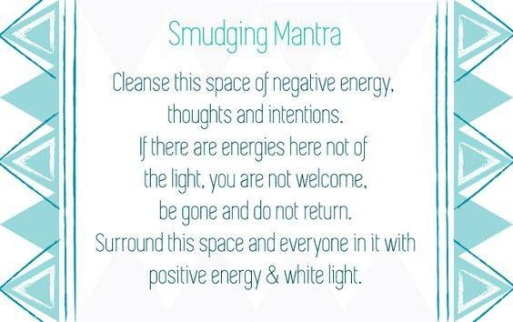 10+ What to say when smudging yourself ideas