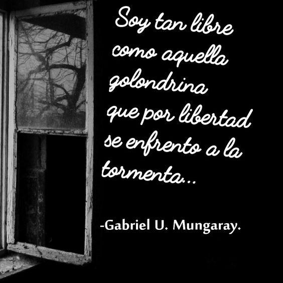 Gritos afónicos por Gabriel U. Mungaray...