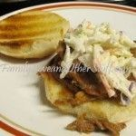 Knorr Homestyle Stock Slow Cooker Pulled Pork #Recipe