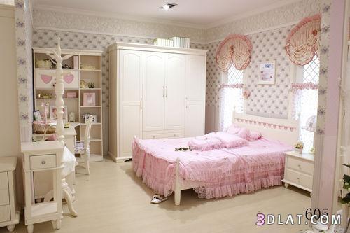 غرف نوم للبنات صور غرف نوم للبنات ديكورات غرف نوم بنات بالصور بينك جميله In 2020 Girls Room Wallpaper Home Decor Decor