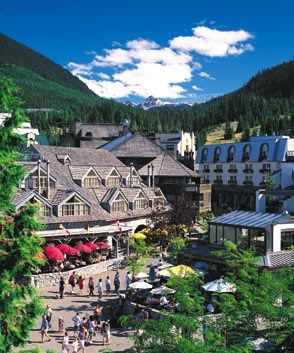 See you in a month! Whistler, Canada