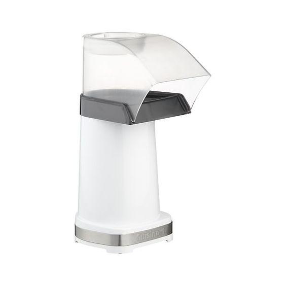 Cuisinart ® Air Popcorn Maker | Crate and Barrel