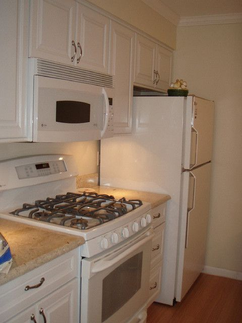 Small galley kitchens recent photos the commons getty for Galley kitchen cabinets for sale