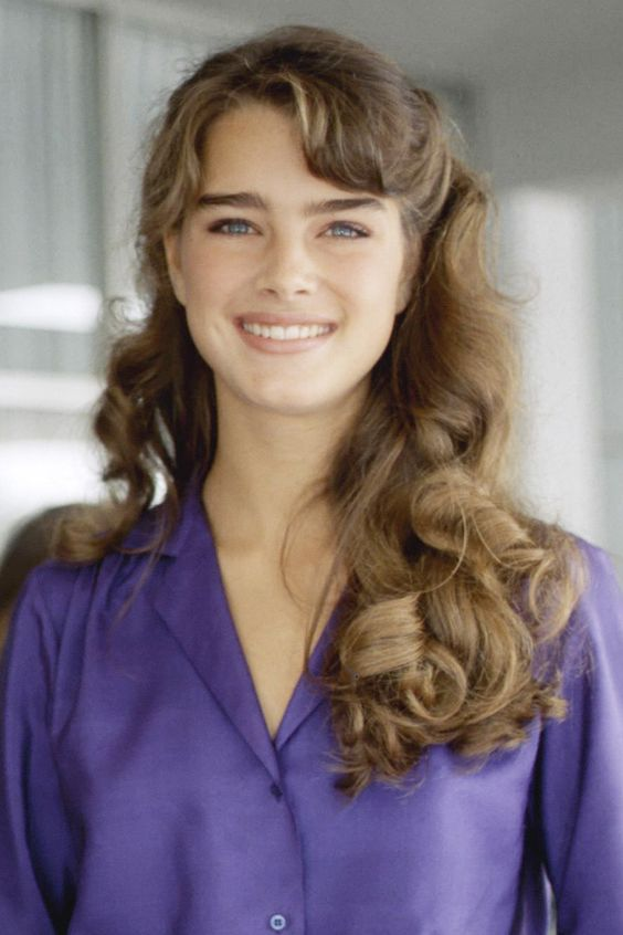 Brooke Shields, Movie Actress