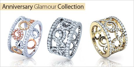 anniversary | Bridal Jewelry | Tycoon Cut Diamond Engagement Rings