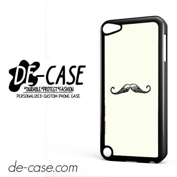 Moustache Cut Out For Ipod 5 Ipod Touch 5 Case Phone Case Gift Present YO