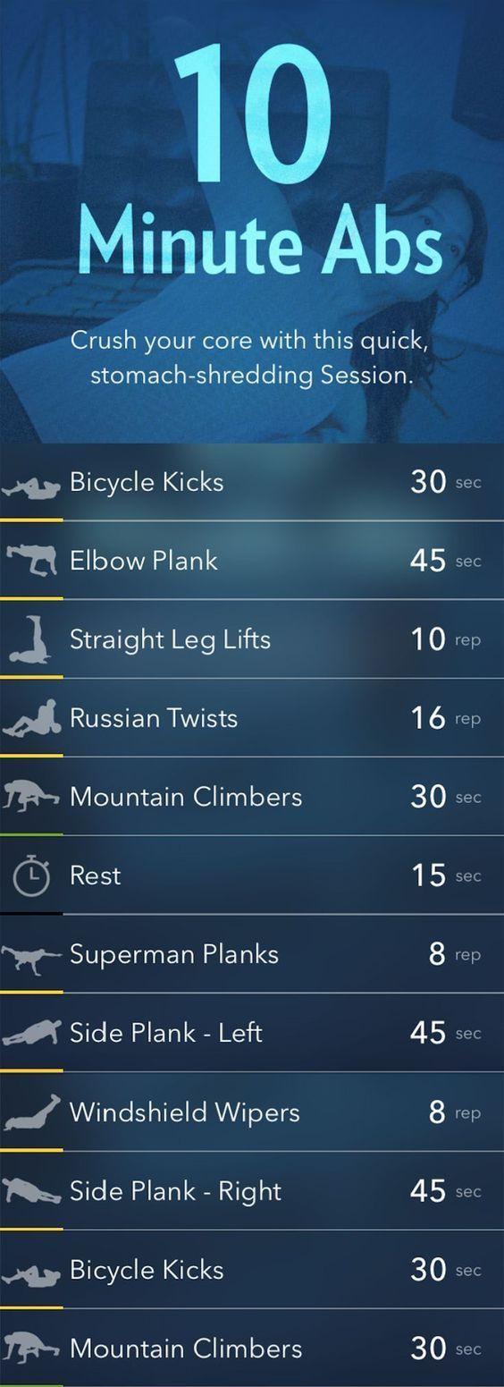 Fett-Killer-Workout! Nur 27 Minuten