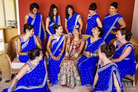 Indian Wedding Bridesmaids: How To Pick Your Party