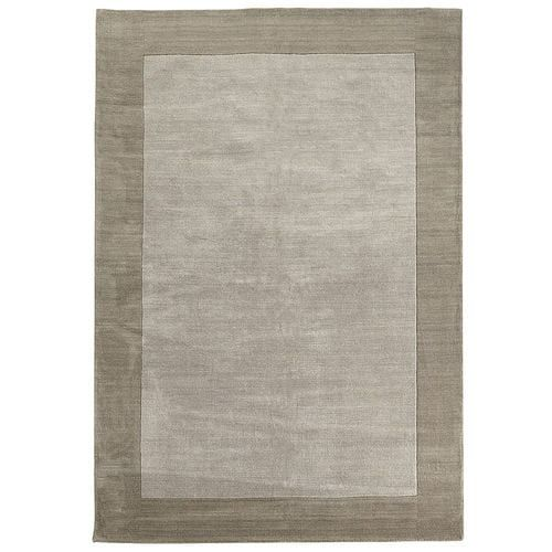 Heather Border Gray Rug Rugs Border Rugs Grey Rugs