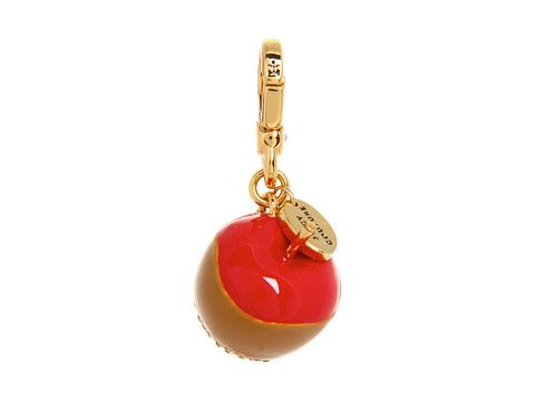 Juicy Couture Limited Edition Candy Apple Charm Gold - Zappos.com Free Shipping BOTH Ways