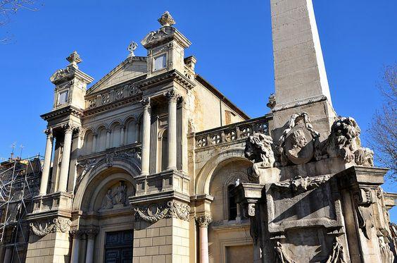 Eglise de la madeleine aix en provence bouches du rh ne for Cote commerce aix en provence
