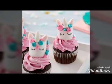 Unicorn Cake With Its Wonderful Colors حفلات كيك اليوني كورن لمحبي التميز في حفلاتهم Youtube Desserts Food Birthday
