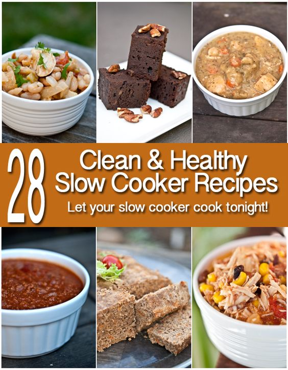 Slow cooker season is upon us. Even if it's still hot outside, nothing beats a healthy dinner that cooks itself! (Or even dessert for that matter!) Enjoy these recipes and more at www.TheGraciousPantry.com