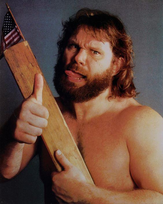 Jim Duggan, #wrestling legend