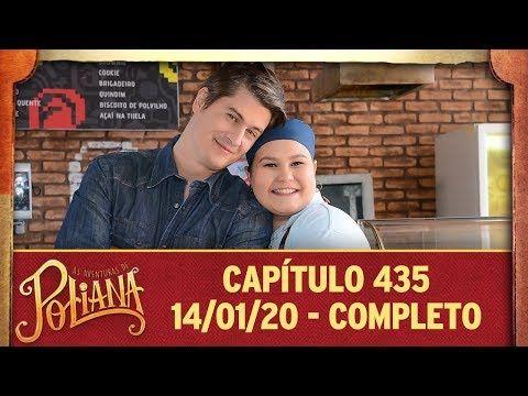 As Aventuras De Poliana Capitulo 435 14 01 20 Completo