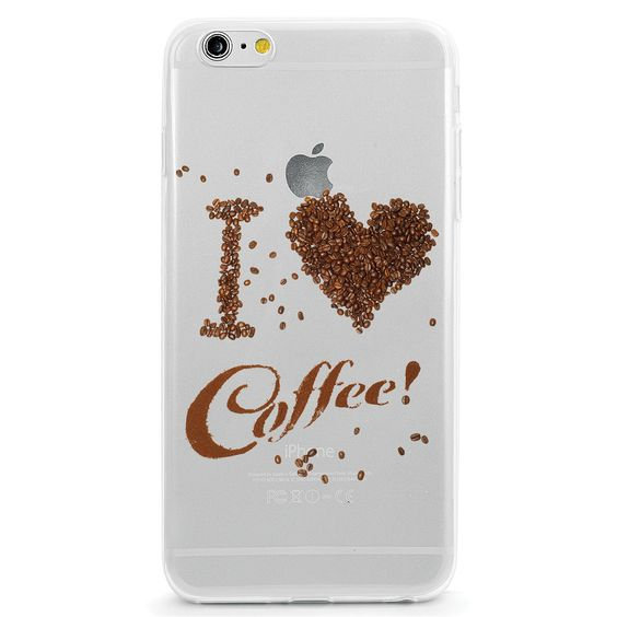 I Love Coffee Beans