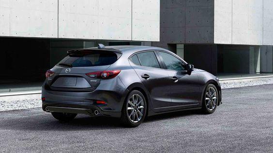 Galería del Vehículo Mazda 3 Hatchback Modelo 2017   Mazda Mexico