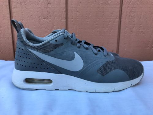 Nike Air Max Tavas (GS) Youth US 5.5Y Shoes Cool GreyWolf