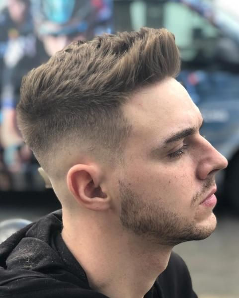 101 Short Back Sides Long On Top Haircuts To Show Your Barber In 2018 Mens Hairstyles Short Cool Hairstyles For Men Men Haircut Styles