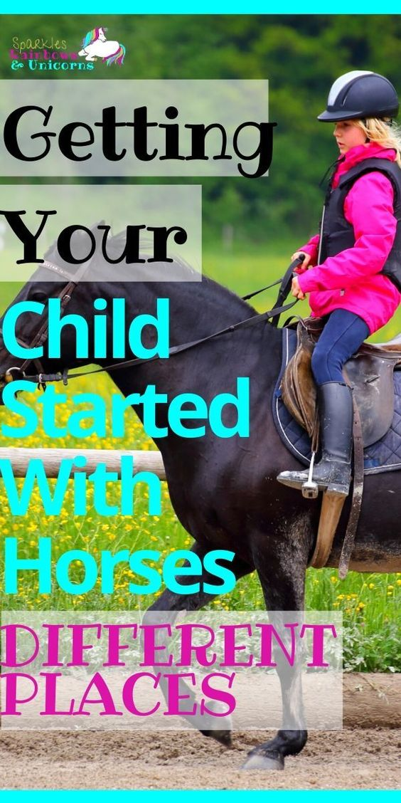 When I started horseback riding about 22 years ago, I was just a kid  that loved horses and wanted to take riding lessons, but my parents  didn't know where all the horseback riding opportunities were. Over the  years I discovered there are many many places for kids to go horse  riding.Where Can I Take My Kid Horseback Riding?