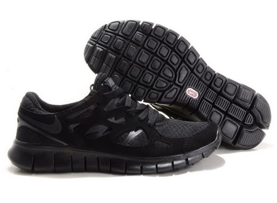 all black free runs