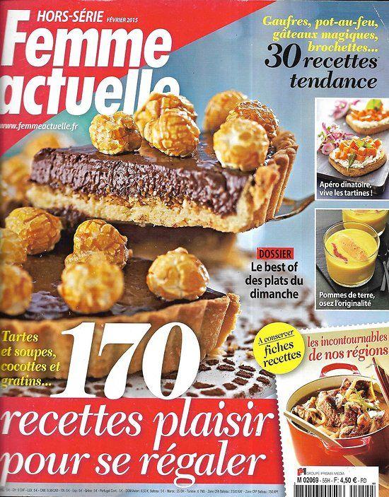 Epingle Sur Cuisine Recettes Food Magazines