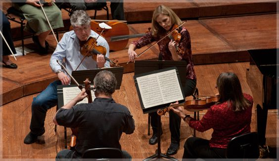 chamber music players | ... chamber music groups of three or more players who will have repertoire