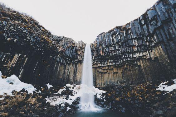 Lava waterfalls by Merlin Kafka on 500px