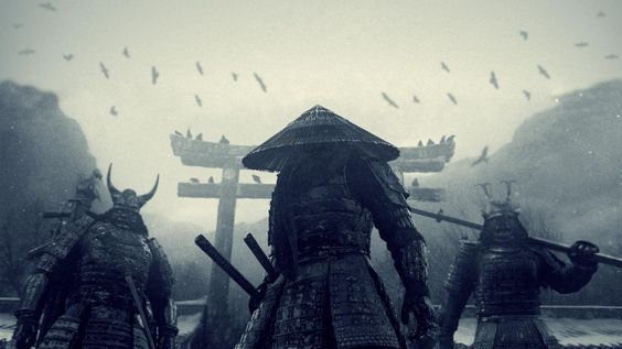 1920x1080 Samurai Wallpaper In 2019 Samurai Wallpaper