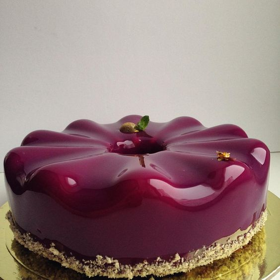 mirror cakes by Olga Noskova | ... mirror-like. The best cake when the occasion calls for a special cake: