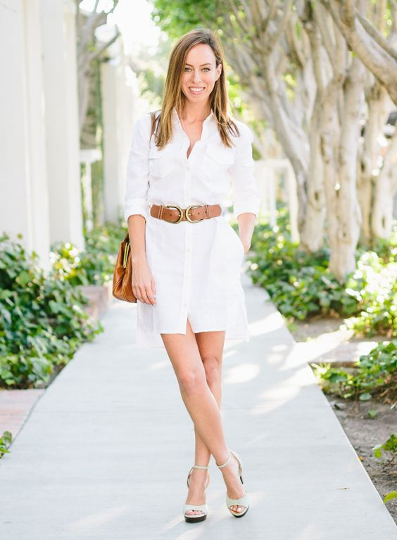 Sydne-Style-shows-a-white-shirt-dress-with-pockets.jpg (1040×1414)