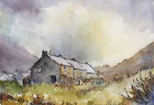 Cottages Abereiddy By Derek Springham Architectural