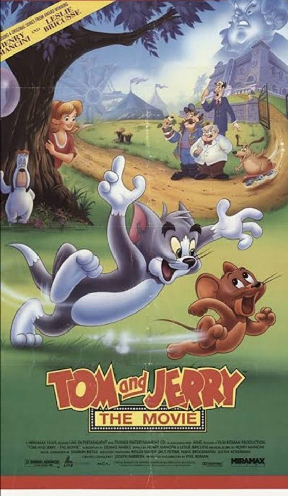 Pin By Chanez On Si Quelqu Un Connait Le Nom De Ce Film Dites Lemoi In 2021 Tom And Jerry Movies Tom And Jerry Dog Movies