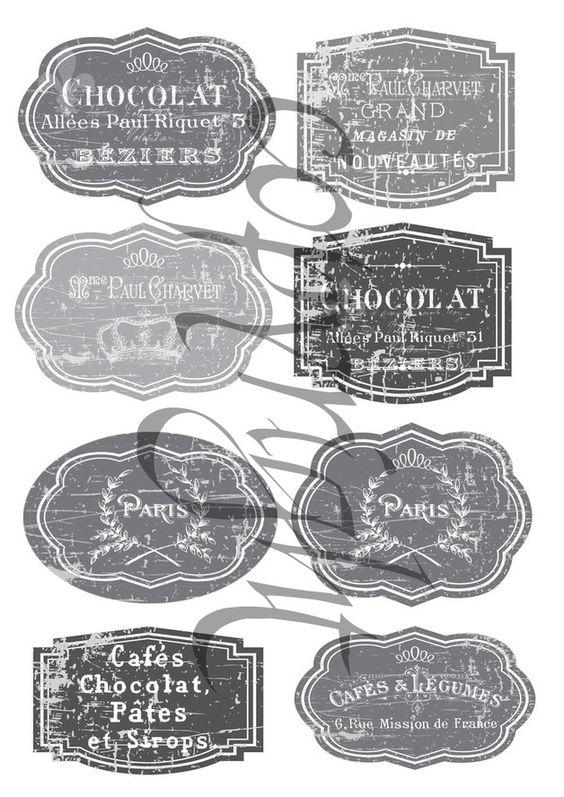 Tattoo...Sticker...Aufkleber...wischfest...auschneiden...Rückseite abziehen und aufkleben...fertig:-) 1 Bogen DIN A4  Design von Mrs.B................für Euren persönlichen Wohnstil...