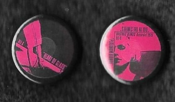 Two 25mm from the UK, pictures are from the labels of a demo 7 single made by Emily at Button Zombie