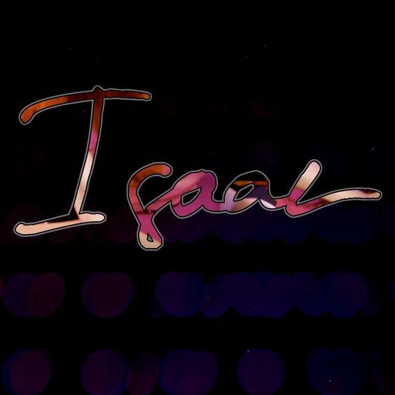 Madonna – Isaac (single cover art)