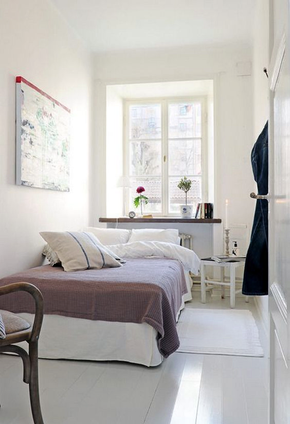 Cozy Small Bedroom Tips: 12 Ideas to Bring Comforts into Your Small Room | Futurist Architecture
