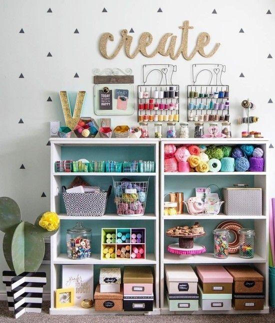 Kreative Tipps und Ideen zum Nähzimmer einrichten Wohnideen und