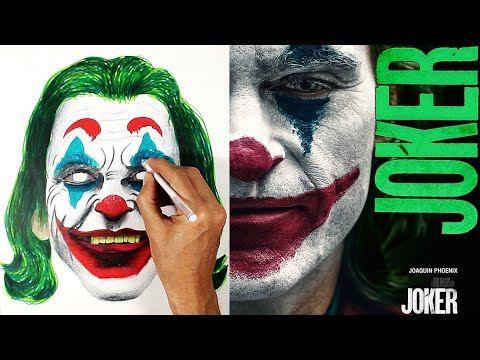 Joker Maske Cizme Ve Boyama Joker Batman Film Joker Drawings
