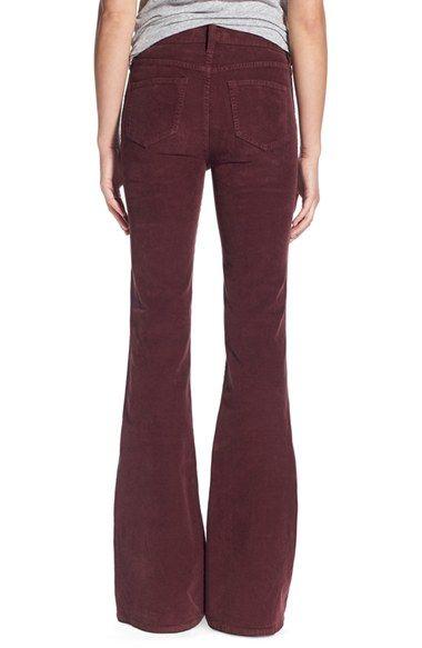 Madewell 'Flea Market' Flare Corduroy Pants | Nordstrom | fw '15 ...