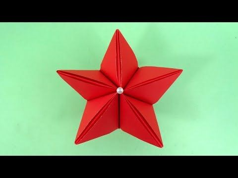 Origami Star   Paper Stars   How To Perfectly Fold An Origami ...   360x480