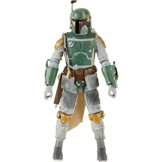 Star Wars Boba Fett Black Series 6