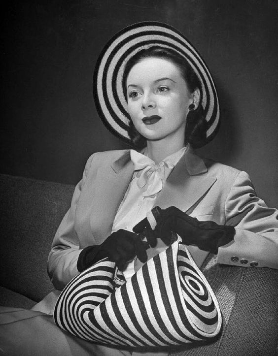 Michele Fallon, photo by Nina Leen, 1944