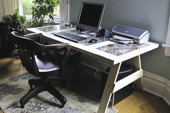 design de mobiliário original, mesas de jantar feitos à mão e mesas de escritório
